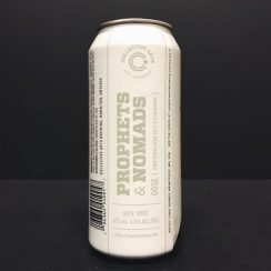 Collective Arts Prophets and Nomads Gose Canada vegan friendly