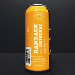 Collective Arts Ransack the Universe IPA India Pale Ale Canada vegan friendly
