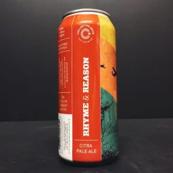 Collective Arts Rhyme & Reason Extra Pale Ale EPA Canada Vegan friendly