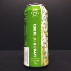 Collective Arts State of Mind Session IPA India Pale Ale Canada vegan friendly