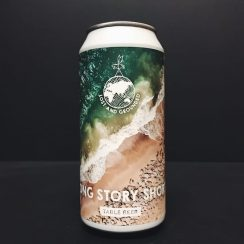 Lost & Grounded Long Story Short Table Beer Bristol vegan friendly