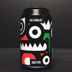 Magic Rock Fabulist Hazy IPA Huddersfield vegan friendly India Pale Ale