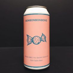 Pomona Island BonBonBonBons DDH Table Beer Vegan friendly Salford Manchester