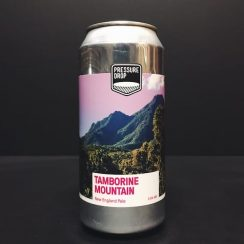 Pressure Drop Tamborine Mountain DDH New England Pale Ale London vegan friendly