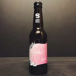 Siren Craft Brew Squealer Brettanomyces Raspberry Sour Berkshire vegan friendly