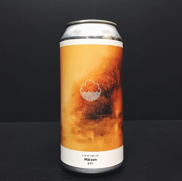 Cloudwater A-W 18 One-Off Marzen Manchester vegan Beer Style Guide