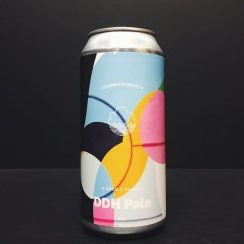 Cloudwater Bold & Punchy DDH Pale Ale Manchester vegan