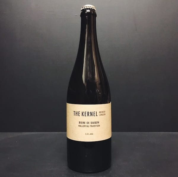 The Kernel Biere de Saison Hallertau Tradition Blended Saison London vegan