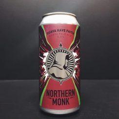 Northern Monk Guava Have Faith Pale Ale Leeds