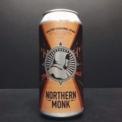 Northern Monk Salted Caramel Star Dessert Mocha Porter Leeds