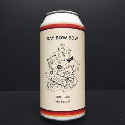 Pomona Island Day Bow Bow DDH Pale Salford vegan