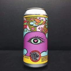 Amundsen Eternal Crush. Raspberry and Passionfruit Pastry Sour. Norway