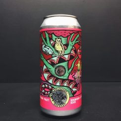 Amundsen 6 Degress North Forbidden Fruit Rhubarb & Ginger Sour Norway vegan