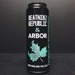 Arbor Beatnikz Republic North by Southwest New England Pale Bristol vegan