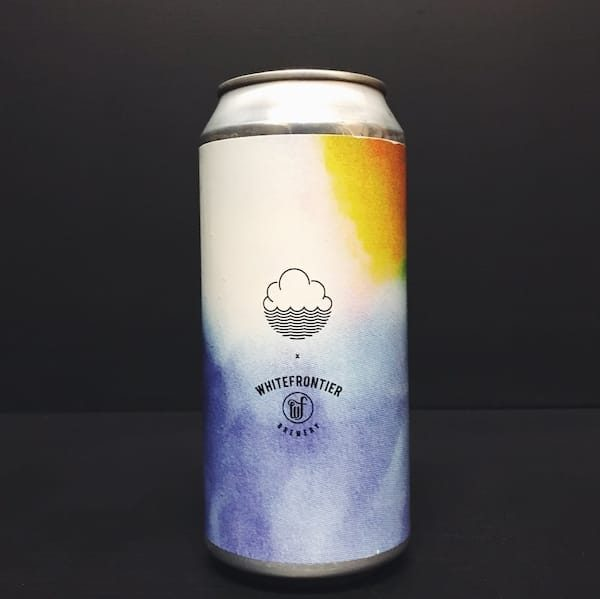 Cloudwater White Frontier Forever Wanting Togetherness DDH Pale collaboration Manchester vegan
