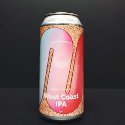 Cloudwater West Coast IPA Manchester vegan