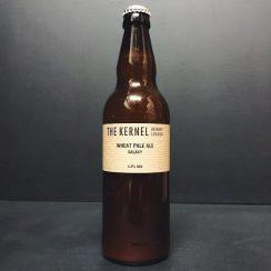 Kernel Wheat Pale Ale Galaxy. Pale Ale brewed in London. vegan