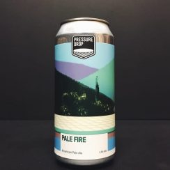 Pressure Drop Pale Fire American Pale London vegan