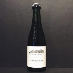 Side Project Terrior Chambourcin Wild Ale USA vegan