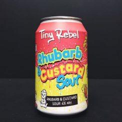Tiny Rebel Rhubarb & Custard Sour Wales