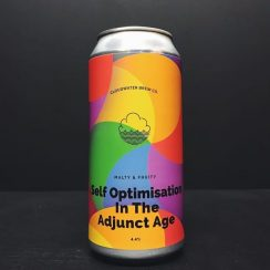 Cloudwater Self Optimisation In The Adjunct Age English Bitter Manchester vegan