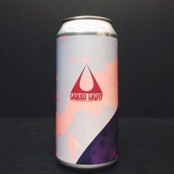 Liquid Light Pink Moon Raspberry Wheat Beer Nottingham vegan