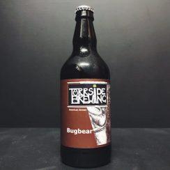 Torrside Bugbear American Brown Ale Derbyshire vegan