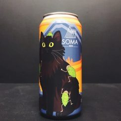 Wander Beyond SOMA Beer Tito DIPA Manchester vegan collaboration