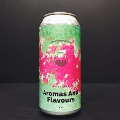 Cloudwater Aromas and Flavours DDH IPA Manchester vegan