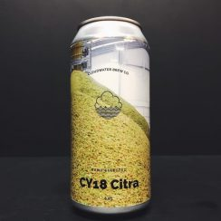 Cloudwater CY18 Citra DDH IPA Manchester vegan