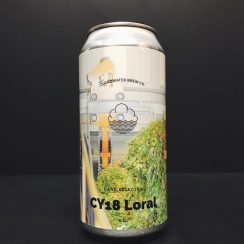 Cloudwater CY18 Loral DDH IPA Manchester vegan