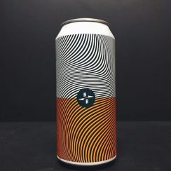 North Brew Co Triple Fruited Gose White Guava + Orange Peel Leeds