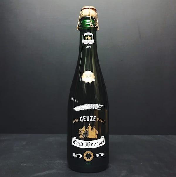 Oud Beersel Oude Geuze Barrel Selection Moeder 21 Lambic Belgium vegan
