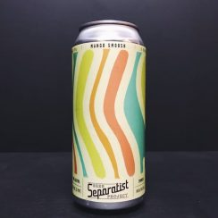 Separatist Beer Project Mango Smoosh Smoothie IPA USA