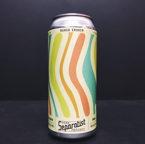 Separatist Beer Project Mango Smoosh Smoothie IPA USA