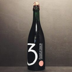 3 Fonteinen Intens Rood Intense Red Cherry Lambic Belgium Vegan friendly