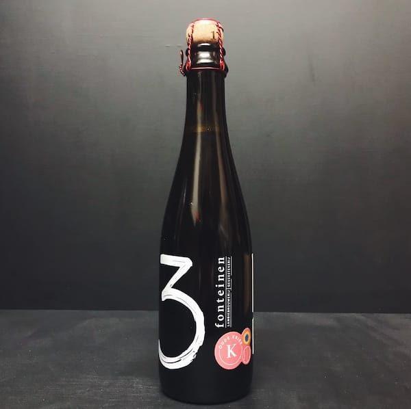3 Fonteinen Oude Kriek Season 17|18 Blend 82 Cherry Lambic Belgium vegan