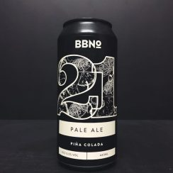 Brew By Numbers Coolhead 21 Pale Ale Pina Colada London