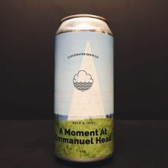 Cloudwater A Moment At Emmanuel Head Small Pale Manchester vegan