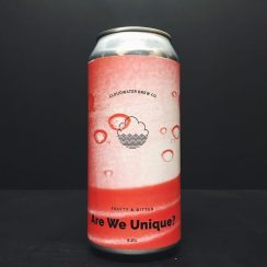 Cloudwater Are We Unique? Imperial IPA Manchester vegan