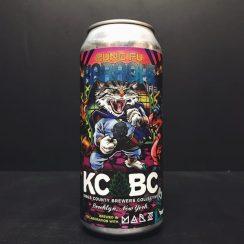 KCBC Kung Fu Karaoke IPA NYC USA vegan