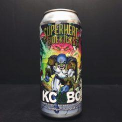 KCBC Superhero Sidekicks IPA NYC USA Vegan