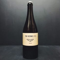 The Kernel Biere de Saison Small Damson Citra London vegan