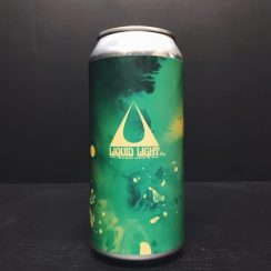 Liquid Light With The Lights Out NEIPA Nottingham vegan