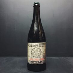 Little Earth Project Its Life Jim Organic Barrel Aged Sour Barleywine Suffolk vegan