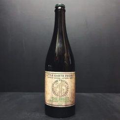 Little Earth Project The Brett Organic Stock Ale 2018 Suffolk vegan strong ale