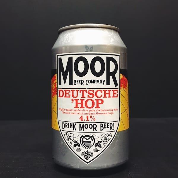 Moor Deutsche Hop Pale Ale Bristol vegan