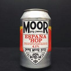Moor Espana Hop Pale Ale Bristol vegan