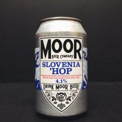 Moor Slovenia Hop Pale Ale Bristol vegan