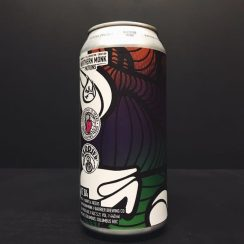 Northern Monk Barrier Patrons Project 17.04 INSA // Wants & Needs DDH Pale Ale Leeds collaboration vegan